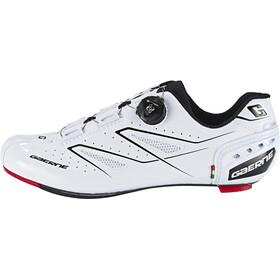 Gaerne Carbon G.Tornado Scarpe da ciclismo per bicicletta da corsa Uomo, white